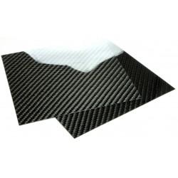 Carbon Fiber Panel (2SG) 1000x1000mm