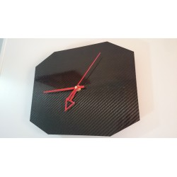 Carbon Fiber WallClock