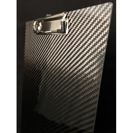 Carbon Fiber Clipboard A4 size